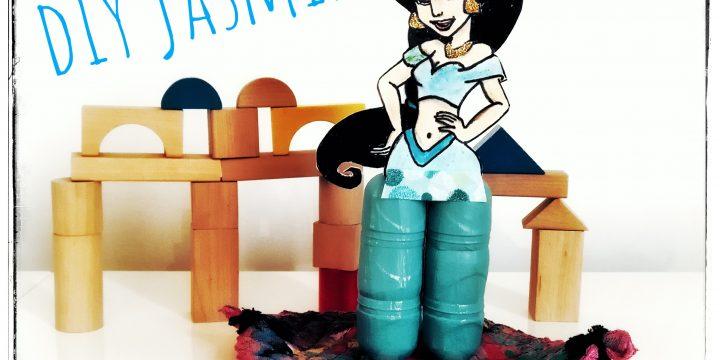 DIY Jasmin – Aus Ü-Ei wird Orientprinzessin