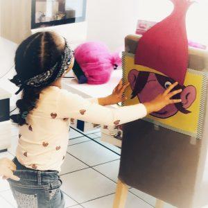 Trollsparty, Kinderspiele, Kindergeburtstag, Poppy