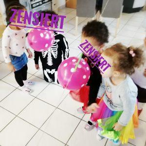 Trollsparty, Kinderspiele, Kindergeburtstag