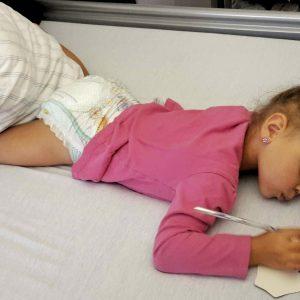 Pfannendachplastik, Schmerzen, Hüfte, Hüftdysplasie, Hüftluxation, Operation, Hüftoperation, Kind, Baby, Osteotomie