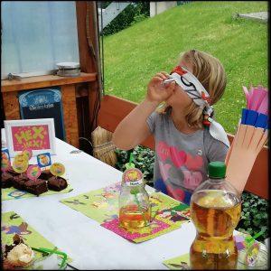Bibi Blocksberg Party, Hexenparty, Spiele