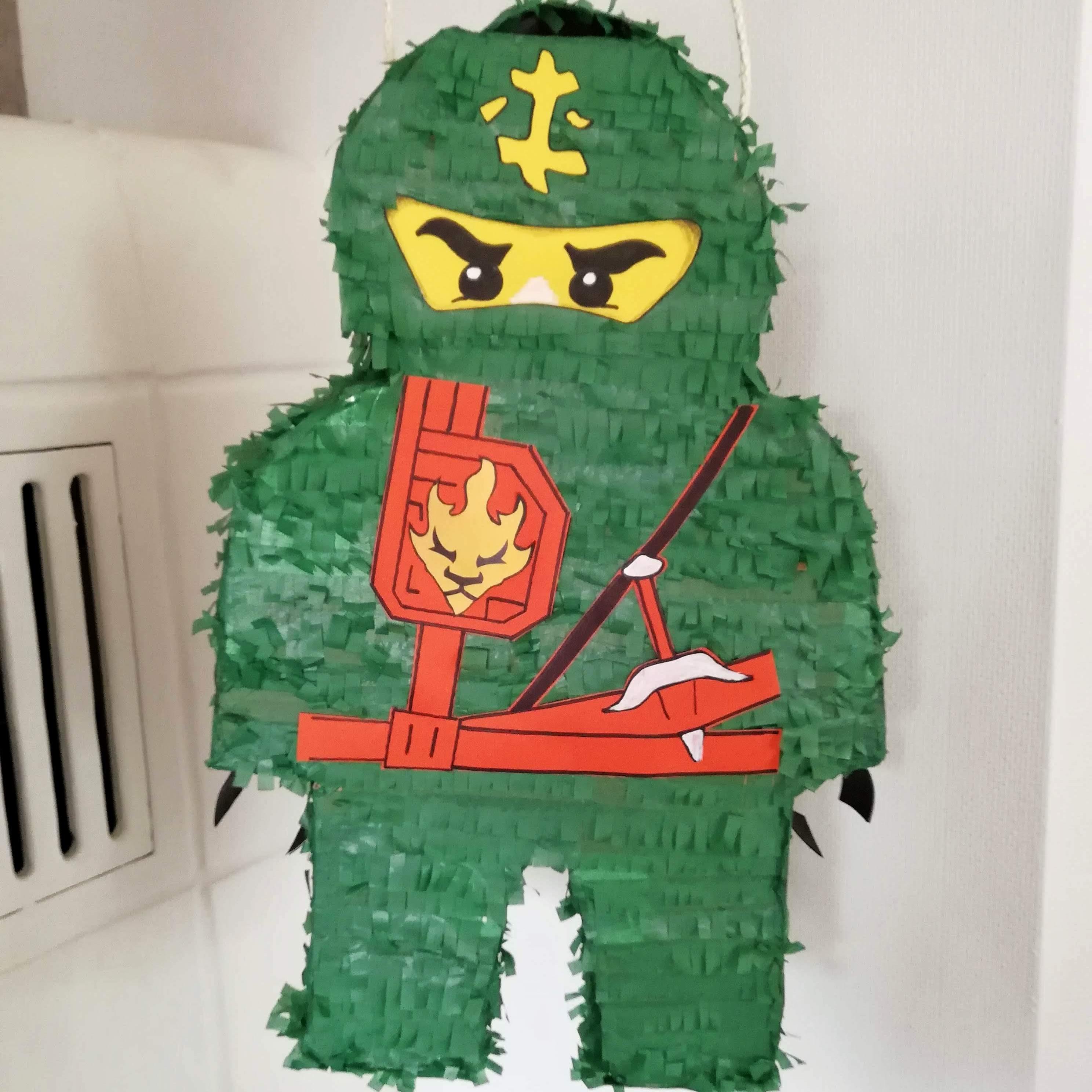 Kindergeburtstag Ninjago Go Ninjas Von Knall Bis Bunt