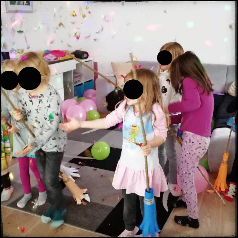 Kindergbertstag bibi Blocksberg