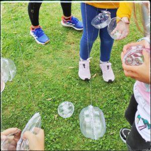 Kindergeburtstag Miraculous Bubbler